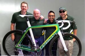 Caterham-bisiklet